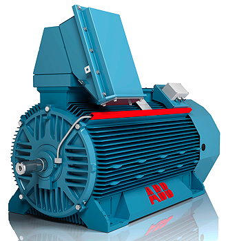 Hannover fair 2015 exclusive show report drives and for Liquid cooled ac motor