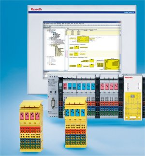 Rexroth safety modules