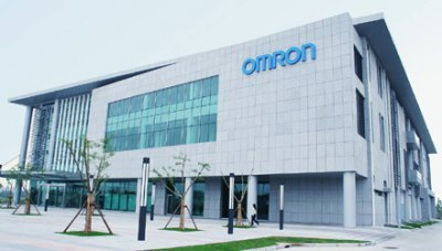 Omron Chinese r&d centre