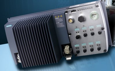 Siemens distributed inverter