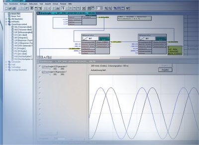 Siemens graphical drives programmer